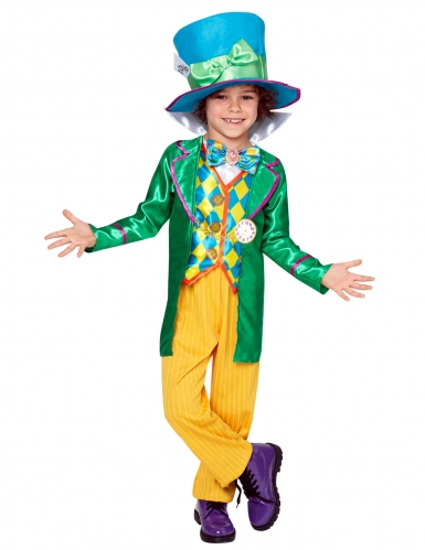 Gekke Hoedenmaker™ outfit voor jongens