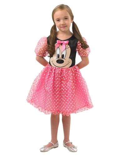 Roze prinses Minnie™ kostuum voor meisjes