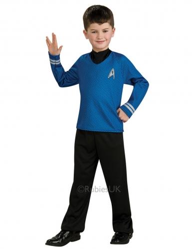 Captain Spock Star Trek™ kostuum voor kinderen