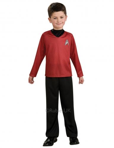 Scotty Star Trek™ kostuum voor kinderen