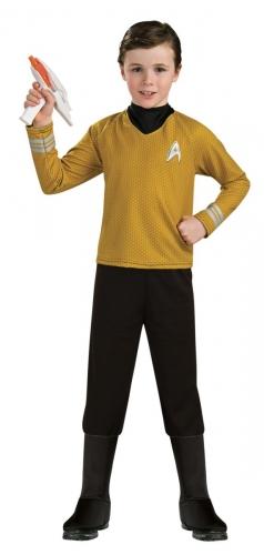 Luxe Star Trek Captain Kirk™ kostuum voor kinderen