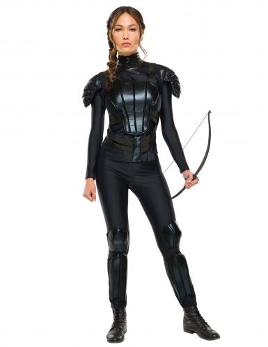 Katniss Hunger Games™ kostuum voor vrouwen