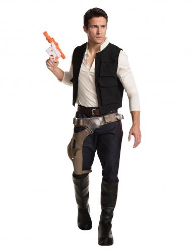 Super deluxe Han Solo™ kostuum voor volwassenen