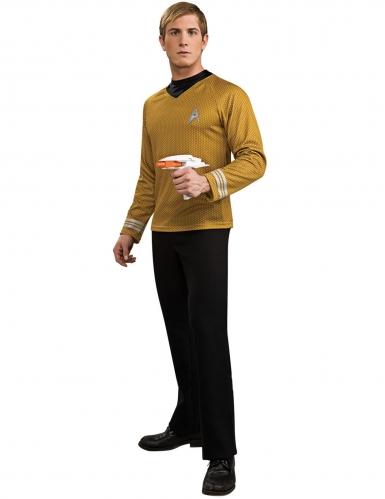 Deluxe Captain Kirk Star Trek™ t-shirt voor mannen