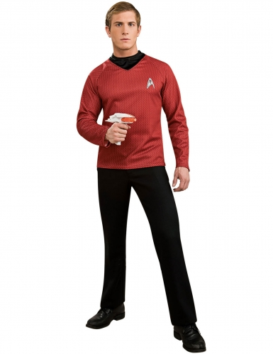 Deluxe Scotty Star trek™ kostuum voor mannen