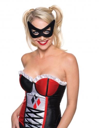 Harley Quinn™ masker voor vrouwen