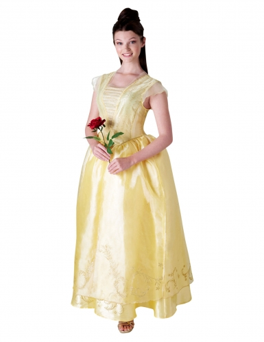 Prinses Belle™ van Belle en het Beest™ kostuum voor volwassenen