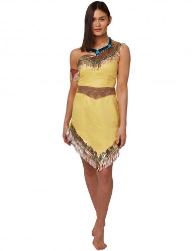 Klassiek Pocahontas™ kostuum voor dames