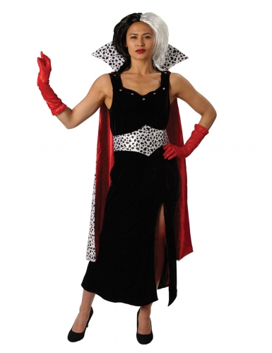 Cruella de Ville™ kostuum voor vrouwen