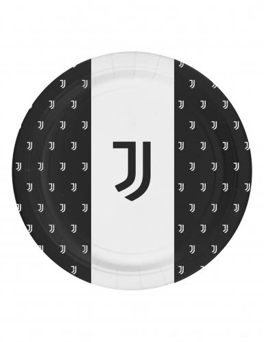 8 kartonnen Juventus™ bordjes