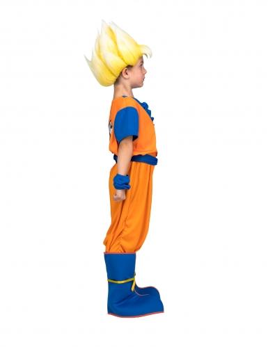 Super Saiyan Goku Dragon Ball Z™ kostuum voor jongens-1