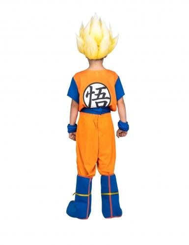 Super Saiyan Goku Dragon Ball Z™ kostuum voor jongens-2