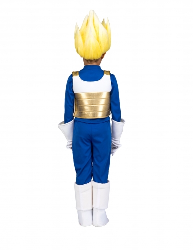 Super Saiyan Vegeta Dragon Ball™ kostuum voor jongens-2