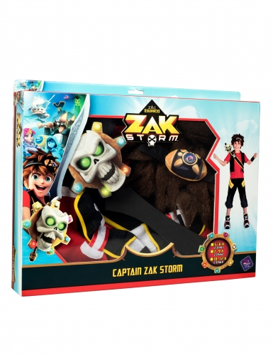 Zak Storm™ Zak kostuum voor kinderen-1