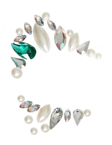 Prinses gezicht juwelen voor volwassenen-1