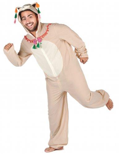 Grappig lama pak voor volwassenen-1