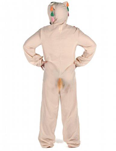Grappig lama pak voor volwassenen-2