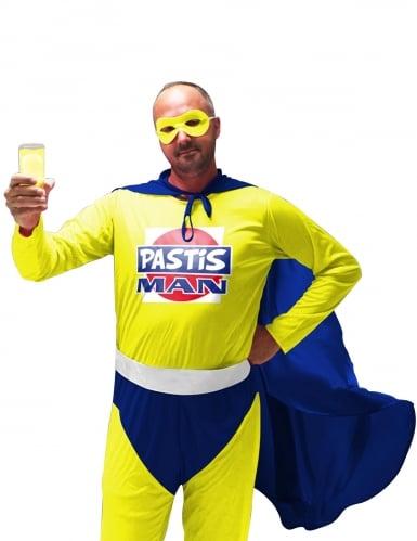 Pastis Man kostuum voor volwassenen