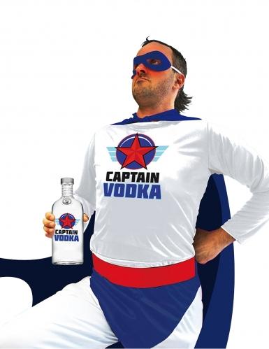 Super Captain Vodka kostuum voor volwassenen