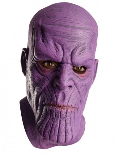 Latex Thanos Avengers Infinity War™ masker voor volwassenen