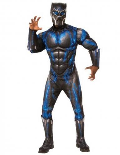 Deluxe Black Panther Endgame™ combat kostuum voor volwassenen