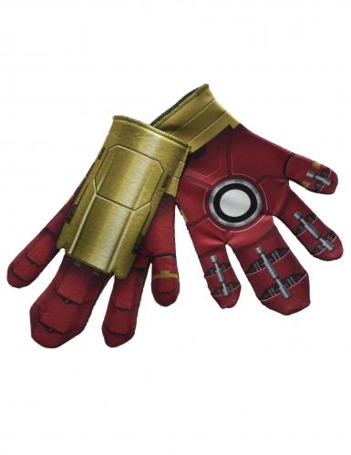Infinity War™ Hulk Buster handschoenen voor volwassenen