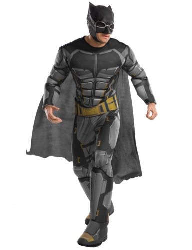 Deluxe Justice League™ tactical Batman™ kostuum voor volwassenen