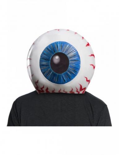 Deluxe Suicide Squad™ Eyeball helm voor volwassenen
