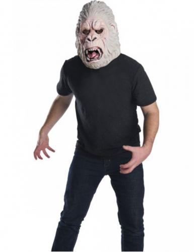 Deluxe latex Rampage™ George masker voor volwassenen