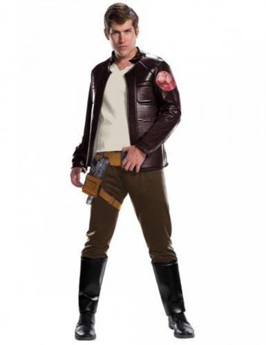 Deluxe Poe Dameron The Last Jedi™ kostuum voor volwassenen