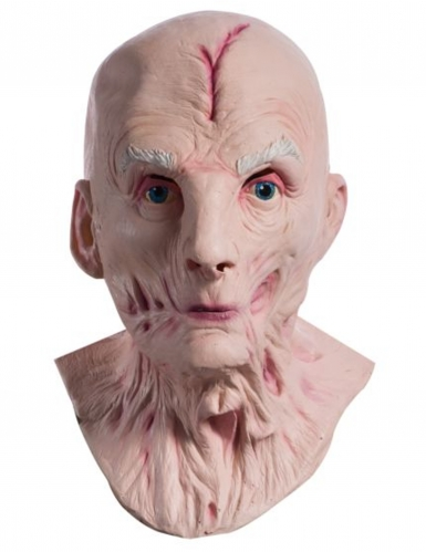 Latex The Last Jedi™ Supreme Leader Snoke™ masker voor volwassenen