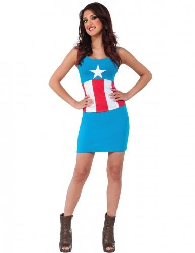 Captain America™ American Dream outfit voor vrouwen
