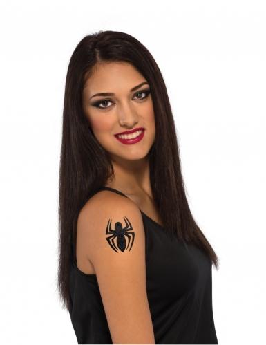 Spidergirl™ nep tatoeage voor vrouwen