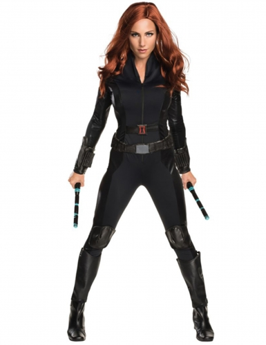 Deluxe Black Widow™ Captain America Civil War™ kostuum voor vrouwen