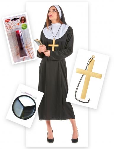 Zombie non kostuum pack voor vrouwen-1