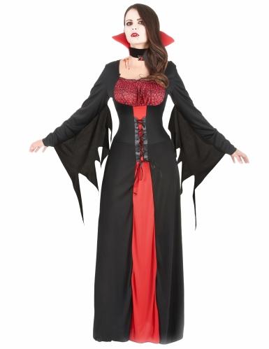 Bloederig vampier kostuum pack voor vrouwen-1