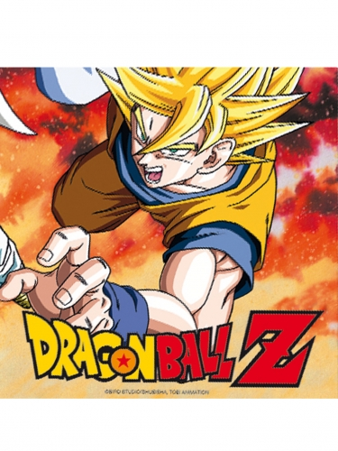 20 papieren Dragon Ball Z™ servetten