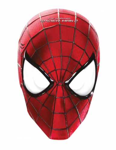 6 The Amazing Spider-Man™ maskers