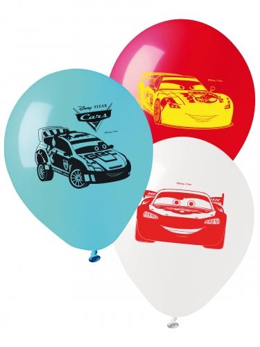 10 latex Cars™ ballonnen