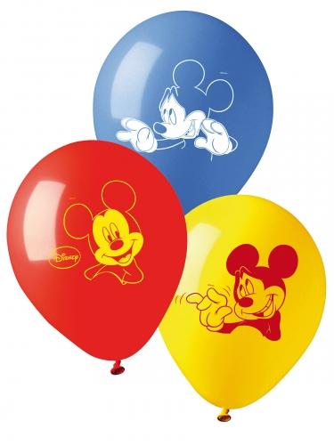 10 latex Mickey™ ballonnen