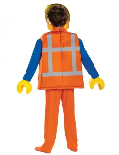 Deluxe Emmet Lego Movie 2™ kostuum voor kinderen-1