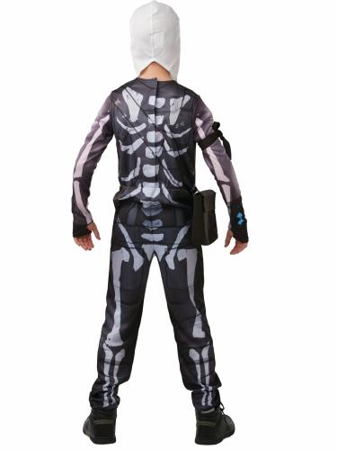 Fortnite™ Skull Trooper kostuum voor tieners-2