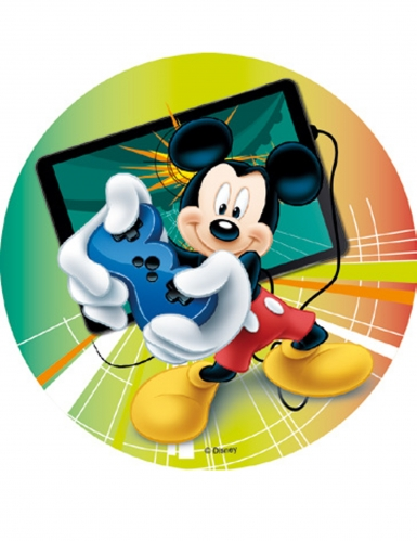 Mickey Mouse & Friends™ eetbare schijf