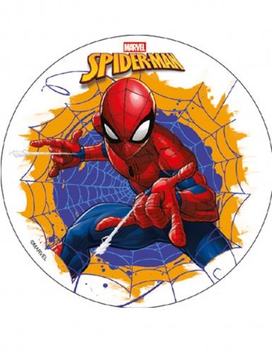 Spiderman™ eetbare taart decoratie