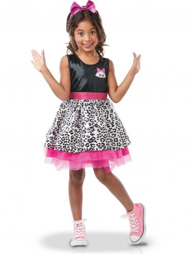 Luxe Diva LOL Surprise™ kostuum voor kinderen
