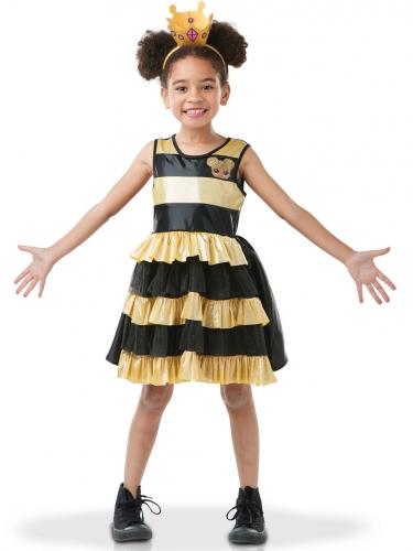 Luxe Queen Bee LOL Surprise™ kostuum voor kinderen