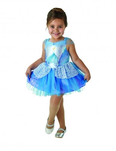 Prinses Assepoester™ ballerina kostuum voor meisjes-2