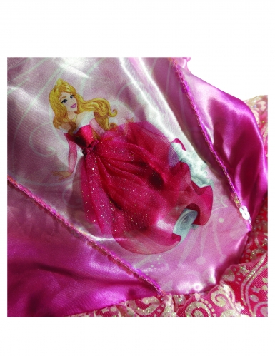 Roze prinses Aurora™ ballerina kostuum voor meisjes-3