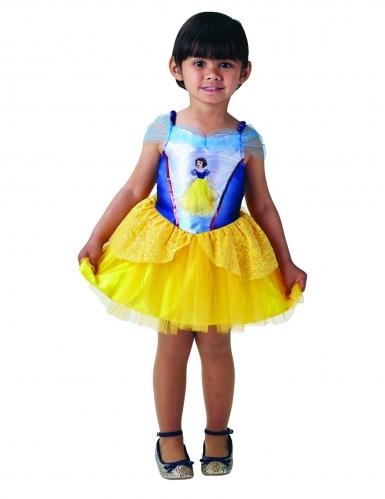 Prinses Sneeuwwitje ballerina kostuum voor meisjes-5
