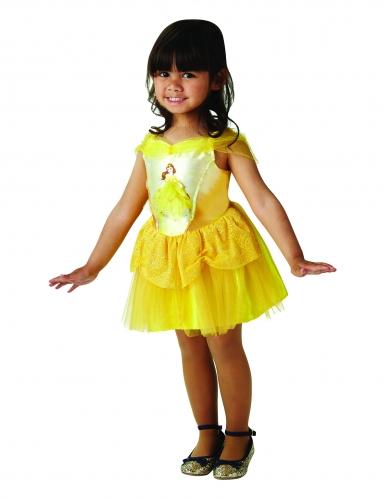 Prinses Belle ballerina kostuum voor meisjes-1